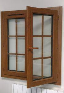 Afwerking houten ramen